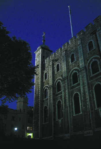 Tower of London Twilight Tours