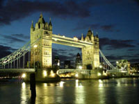 Saint Valentine's at Tower Bridge