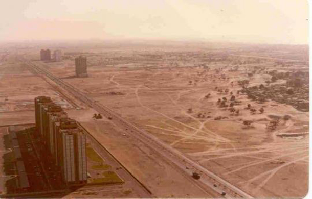 Dubai in the past