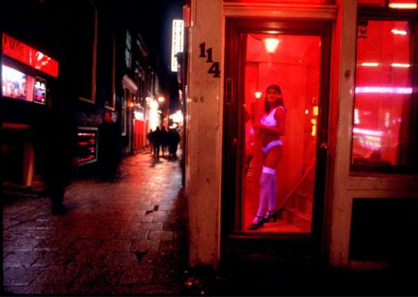 Red Light District Holland