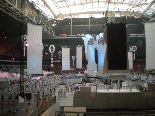 Amsterdam Arena Sensation White 2009