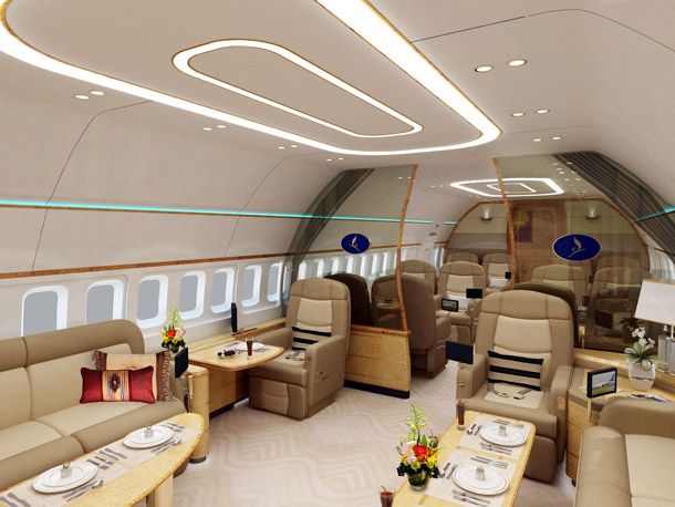Prrrrrreference  Inside Your Private Jet