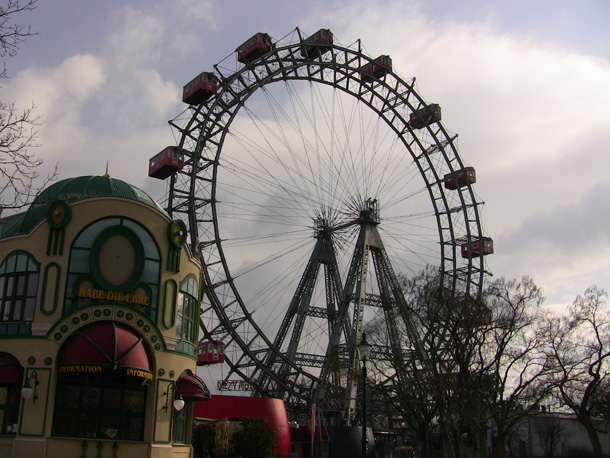 Prater Giant Wheel Vienna