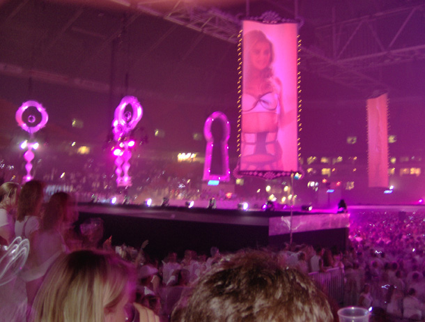 Sensation White 2009 Amsterdam