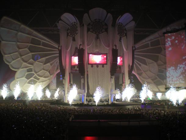 Sensation White 2009 Show
