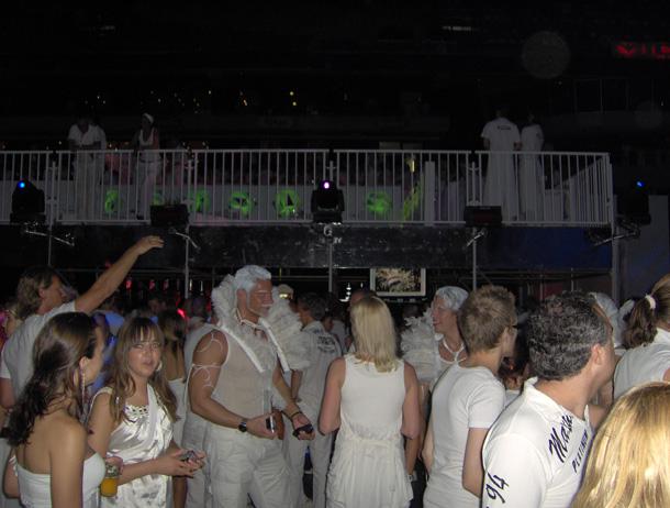 Sensation White 2009