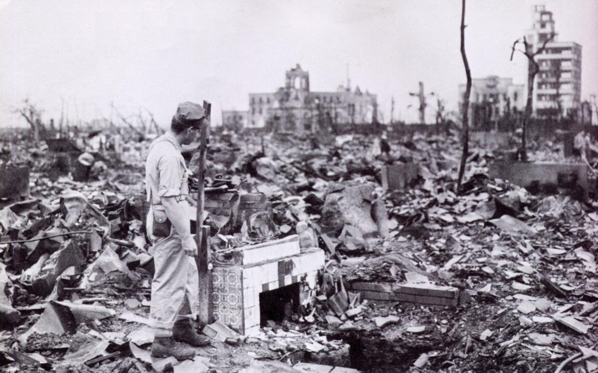 Street in Hiroshima