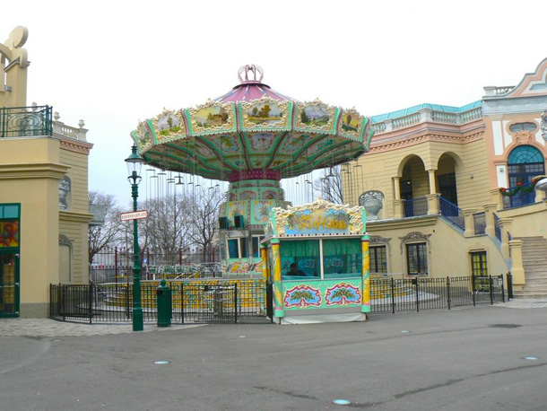 Waveswinger in Prater