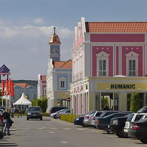 Parndorf Centre