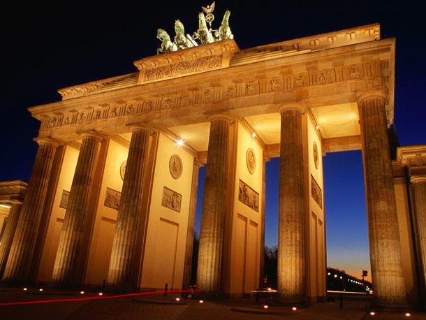 Brandenburg Tor Berlin