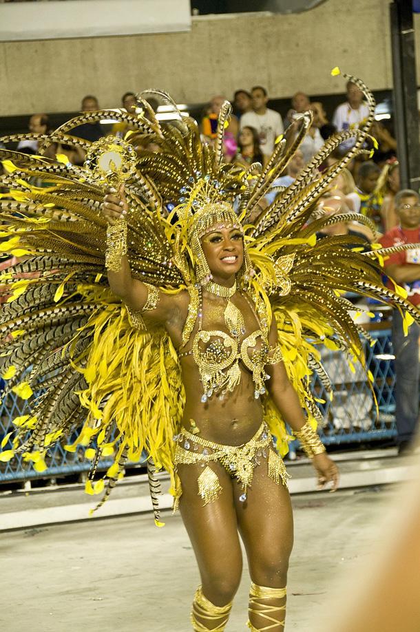 Brazil - Rio de Janeiro Carnival