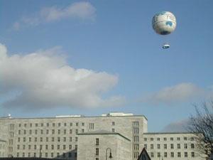 Die Welt Balloon