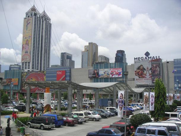 2. SM Megamall, Philippines