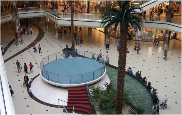4. Cevahir Shopping Centre, Istambul
