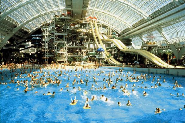 5. West Edmonton Mall, Edmonton, Alberta, Canada