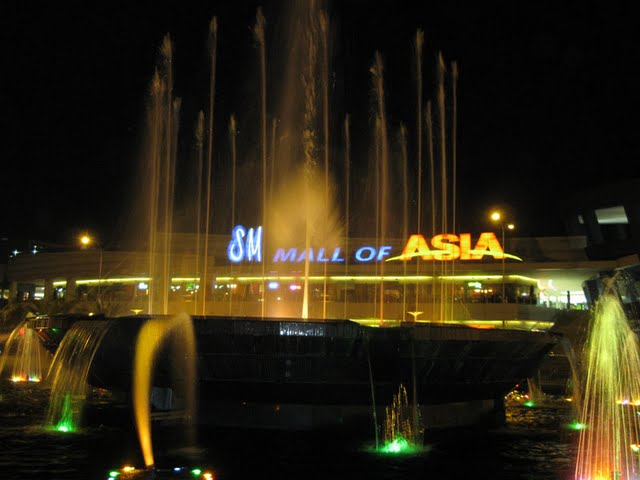 7. The SM Mall of Asia
