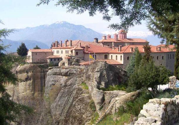 Agios Stefanos Monastery, Meteora