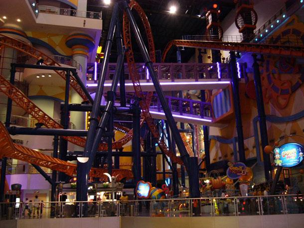 Berjaya Times Square Kuala Lumpu - Indoor Theme Park