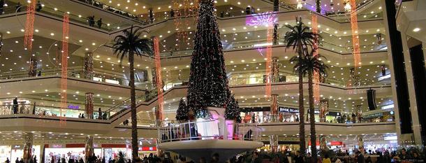Largest Mall in the World - Berjaya Times Square Kuala Lumpur Shopping Mall