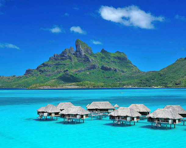 Photo of Bungalows in Bora Bora