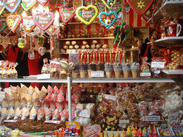 Vienna Christmas Market Sweets