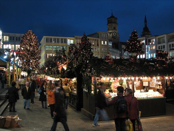 Vienna Christmas Market (Wiener Christkindlmarkt)