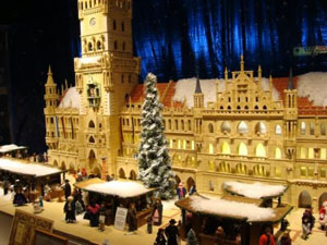Munich, Germany - Christkindlmarkt