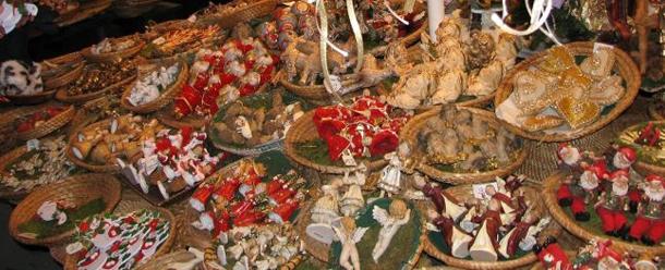 Vienna Christmas Market - Wiener Christkindlmarkt