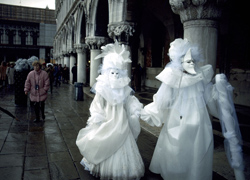 Carnival of Venice Costumes