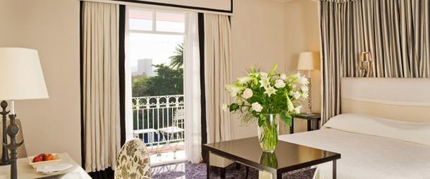 Luxury Room in Mount Nelson Hotel