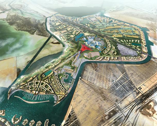 Ferrari Theme Park - Yas Island, Abu Dhabi