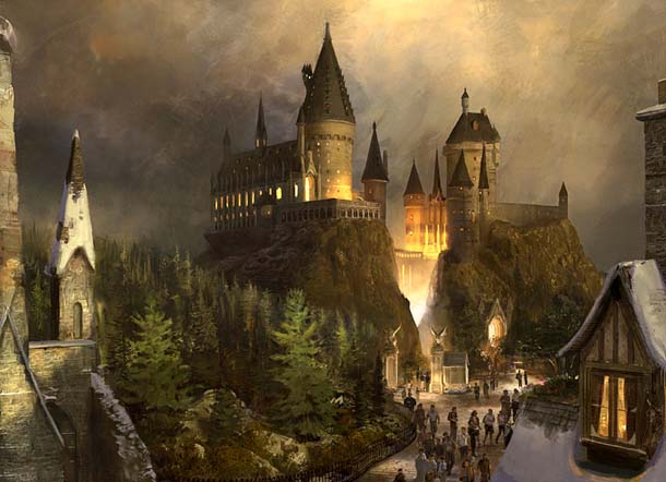 Opening of Wizarding World of Harry Potter at Universal Orlando