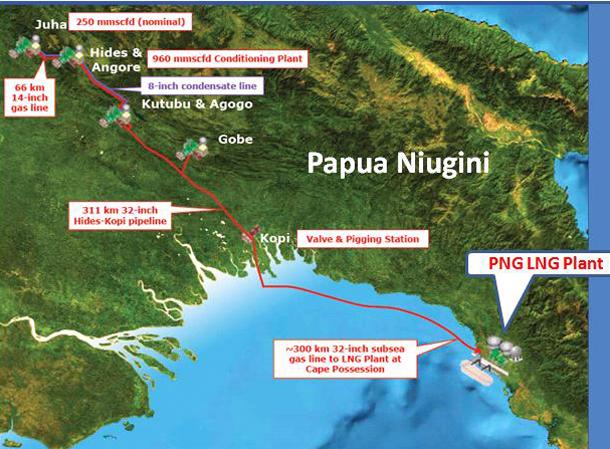 Earthquake in Papua New Guinea, Australia