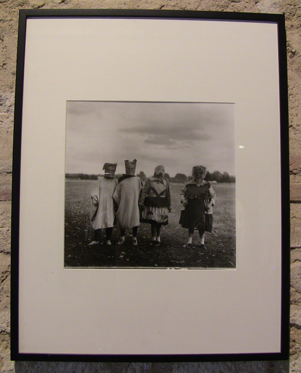 Diane Arbus - CAPC - Museum of Contemporary Art in Bordeaux, France