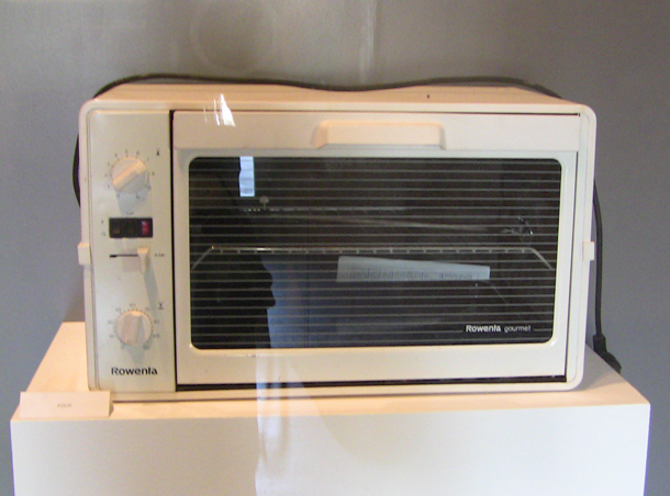 Microwave in Modern Times - CAPC - Museum of Contemporary Art, Bordeaux Exhibition