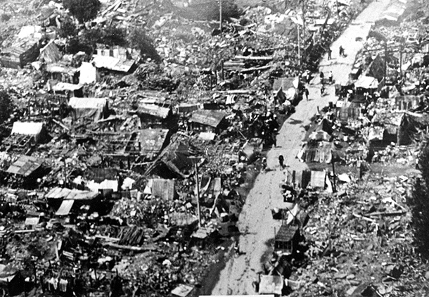 The Tangshan Earthquake