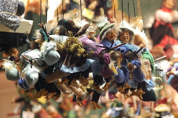 Toy Fair, Rome