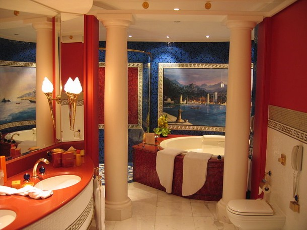The Royal Suite at Burj Al Arab, Dubai