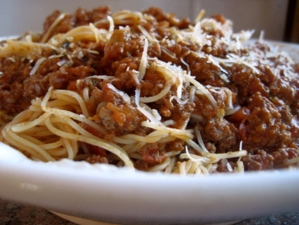 Spaghetti Bolognese - Italy