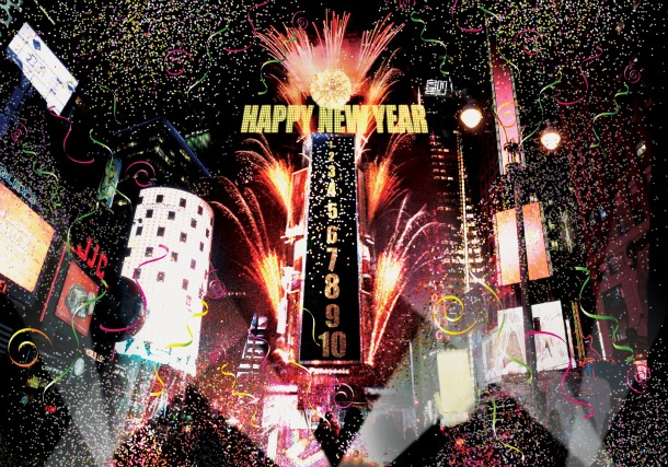 Booking for the 2012 New Year's Eve