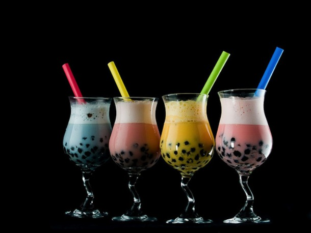 Bubble Teas Recipes