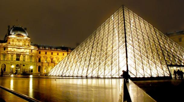 Louvre Museum, Paris, Top Attraction