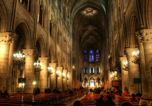 Notre Dame Cathedral, Paris, Top Free Attraction