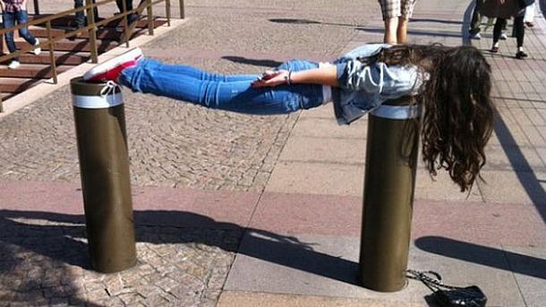 Planking Internet Trend