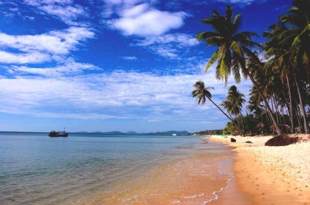 Phu Quoc Beach, Vietnam - Source wayfaring.info