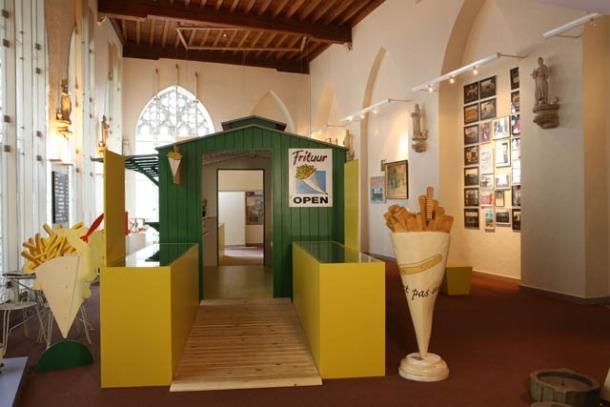 Friet Museum, Bruge - Source visitflanders.us
