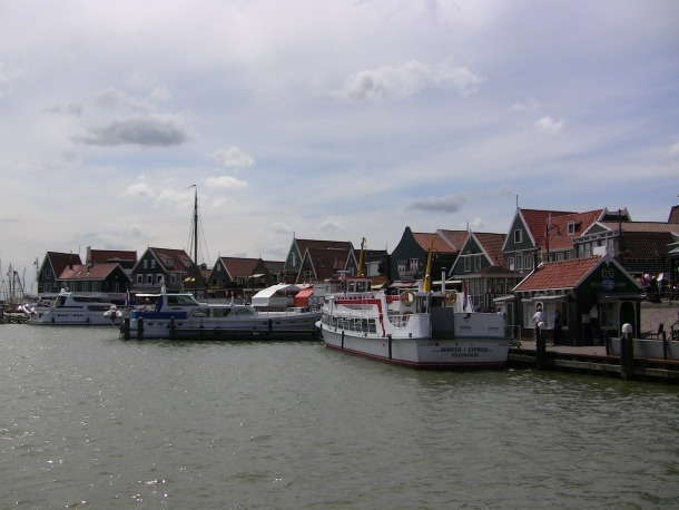 Amsterdam Tours - Volendam, Cheese Market and Dutch-Windmills_