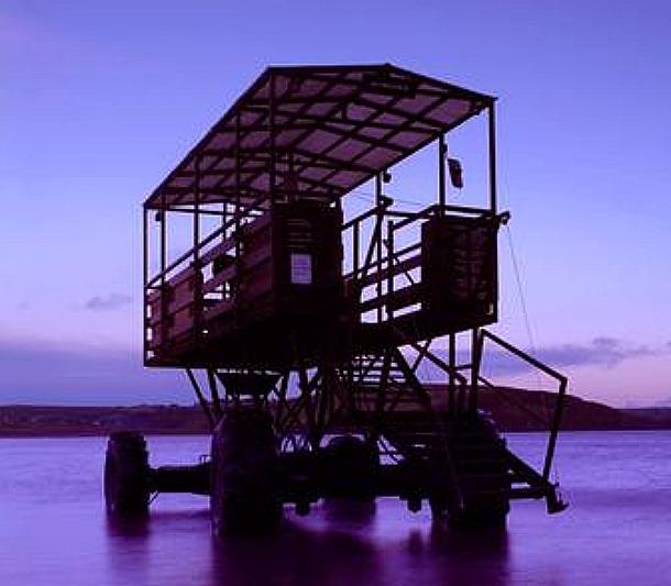 Hydraulic Sea Tractor - Source bbc.com