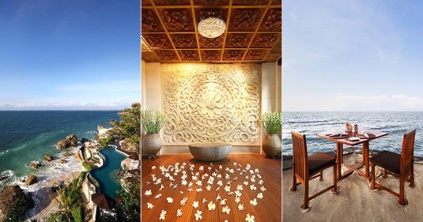 The Rock Bar, Ayana Resort, Bali, Indonesia - Source ayanaresort.com