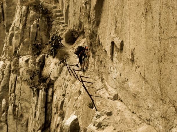 El Camino del Rey - The Most Dangerous Mountain Trip for Adrenaline Seekers